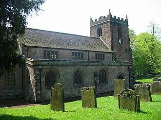 Caverswall - Church of St Peter