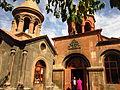 St Zoravor church in Yerevan 04.JPG