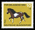 Stamps of Germany (BRD) 1969, MiNr 578.jpg