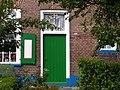 Staphorst, Gemeenteweg 151(=149) (detail met levensboom) RM-25765-WLM.jpg
