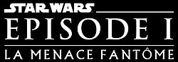 Star Wars, épisode I - La Menace fantôme logo.jpg