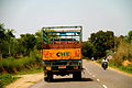 State Highway Road network Rajasthan India March 2015.jpg