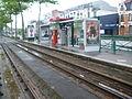 Station Brossolette - Marcq - Tramway de Lille-Roubaix-Tourcoing.JPG