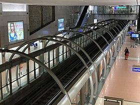 Estação Métro Cour St Émilion Paris 13.jpg