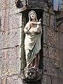 Statue rue Notre-Dame - rue des Boucheries (Besse).jpg