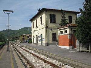 Dicomano - Dicomano railway station