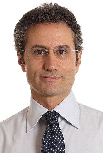 Campania regional election, 2015 - Image: Stefano Caldoro crop