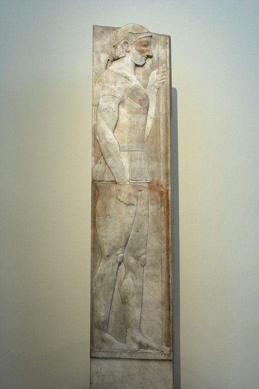 File Stele Of Ariston Pentelic Marble Nama 29 102591 Jpg