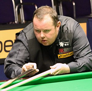 Stephen Lee (snooker player) - Paul Hunter Classic 2012