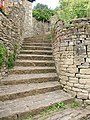 Steps in Malmesbury - geograph.org.uk - 2517802.jpg