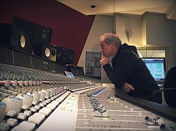 Steve Forward aux Studios de la Seine à Paris en 2016.jpg