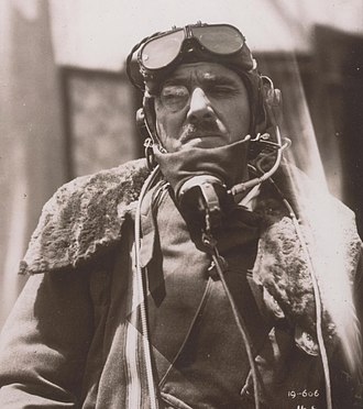 Stewart Blacker - Stewart Blacker in flying gear 1933