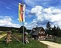 Stiftshütte 1400 m ü.M., Gemeinde Lavamünd, Bezirk Wolfsberg, Kärnten.jpg