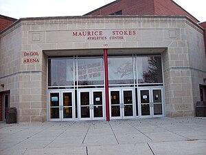 Maurice Stokes - The Maurice Stokes Athletics Center