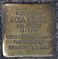 Stolperstein Maybachufer 8 (Neuk) Rosa Meyer.jpg