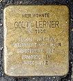 Stolperstein Remscheid Johannesstraße 6 Golde Lerner.jpg