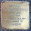 Stolperstein Rudower Str 68 (Altgl) Minna Heilbronn.jpg