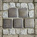 Stolpersteine Köln, Verlegestelle Am Markt 6.jpg