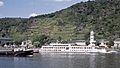Stolzenfels (ship, 1979) Staatsbesuch Bush 03.jpg