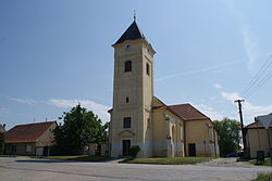 Church of St Ulrich, Cyril and Methodius