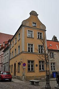 Stralsund, Fährstraße 26 (2012-03-11), by Klugschnacker in Wikipedia.jpg