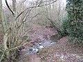Stream by Abdon Bridge - geograph.org.uk - 628888.jpg