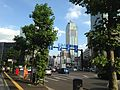 Street view near Toranomon 20150915.JPG