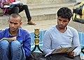 Students sketching, Mysore.jpg