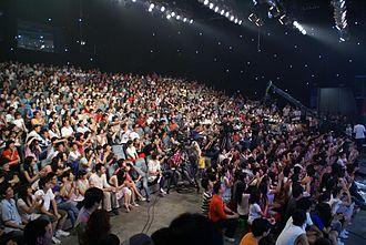Studio audience - Studio audience