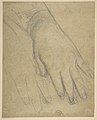 Study of a Hand MET DP812396.jpg