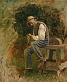 Study of a Man with Grindstone by Thomas Hovenden.jpg