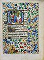 Stundenbuch der Maria von Burgund Wien cod. 1857 Darbringung Christi im Tempel.jpg