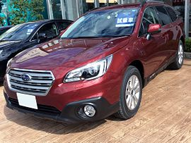 Subaru LEGACY OUTBACK (BS9) front.JPG