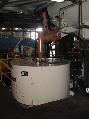 Centrifuge - Sugar centrifugal machines for separating sugar crystals, retrieved on June 5, 2010