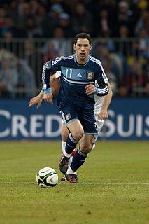 Maxi Rodríguez Argentine footballer