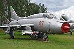 Sukhoi Su-17M-3 '93 red' (38499655825).jpg