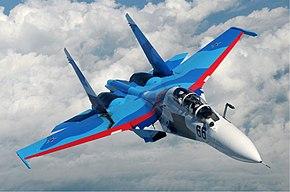 Sukhoi Su-30 inflight.jpg