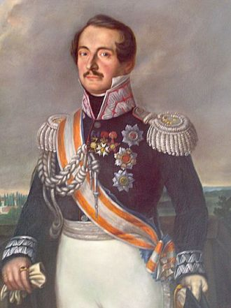 Siege of Kolberg (1807) - Antoni Paweł Sułkowski