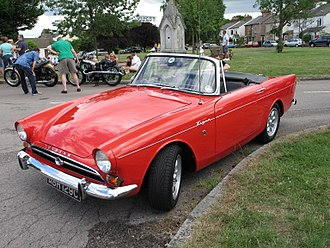 Get Smart - 1965 Sunbeam Tiger