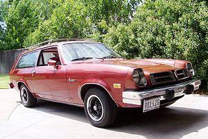 Pontiac Sunbird - 1979 Pontiac Sunbird Safari wagon