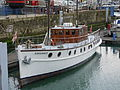 Sunday 4 April, Ramsgate, Dunkirk Little ship Sundowner.JPG