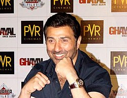 Sunny Deol promotes 'Ghayal Once Again' in Delhi.jpg