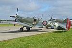 "Supermarine Spitfire HF.IXc 'PV181 RAB"" (G-BRSF) (34632853244).jpg"