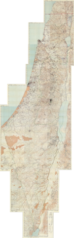 Survey of Palestine 1942-1958 1-100,000 sheet index georef.png