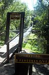 Suspension bridge over Negro river in National park Chaco.jpg