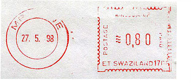 Swaziland stamp type B9A.jpg