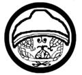 Symbol of Kasaoka-town Okayama.png