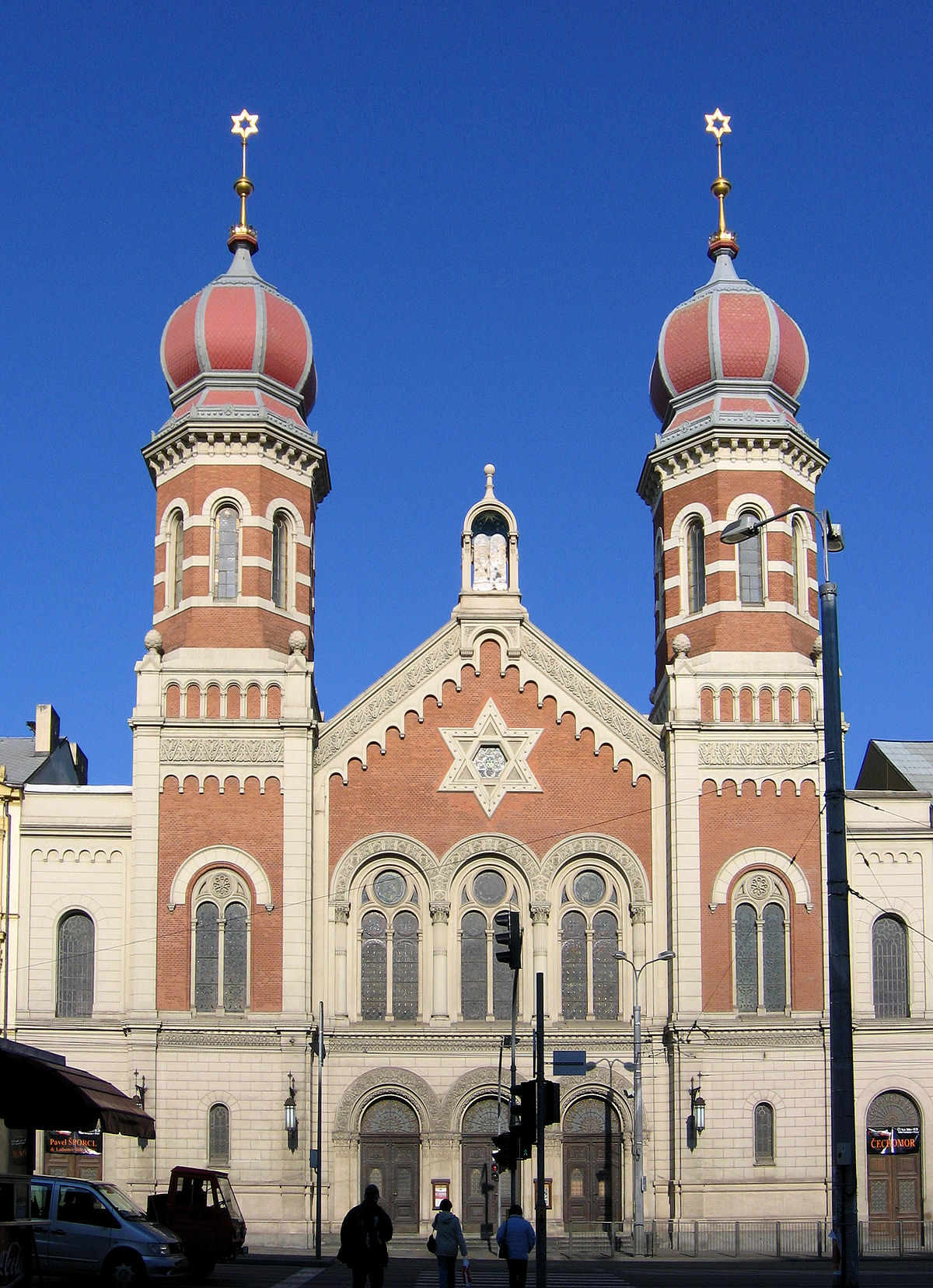 Great Synagogue (Plzeň) - Wikipedia