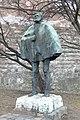 Táncsics Mihály szobra a budai Várban.JPG