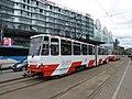 TLT tram line 1 at Hobujaama.jpg